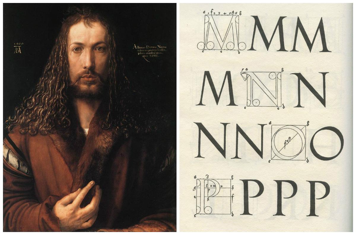 5 - Albrecht Dürer und Underweysung der Messung
