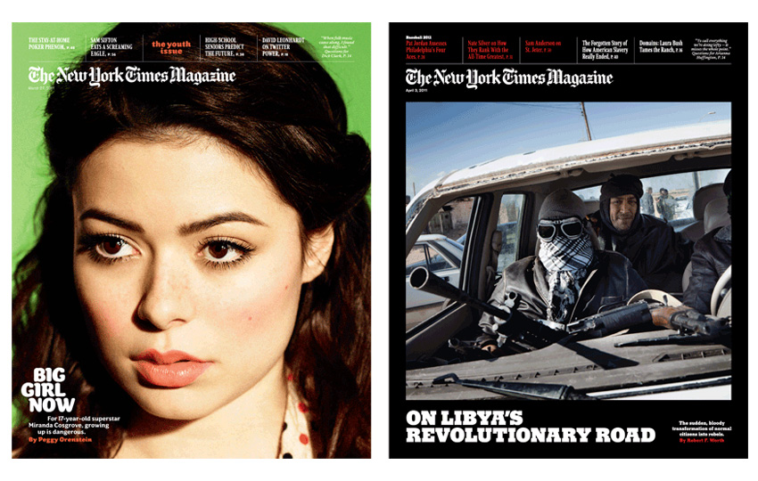 Matt Willey work: The New York Times Magazine