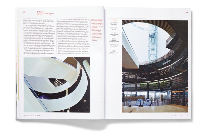 Matt Willey work: RIBA Journal