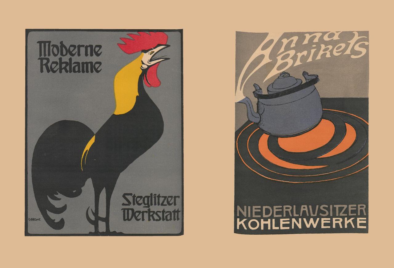 Steglitzer Werkstatt poster